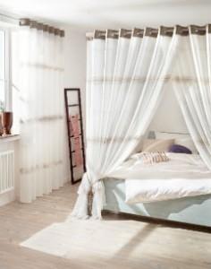 die passenden gardinen f r ihr schlafzimmer jetzt bei. Black Bedroom Furniture Sets. Home Design Ideas