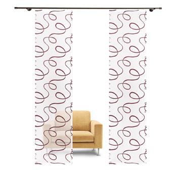 vorh nge als raumteiler nutzen wohnen und wohlf hlenwohnen und wohlf hlen. Black Bedroom Furniture Sets. Home Design Ideas