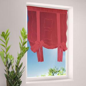raffrollos trendig und abwechslungsreich wohnen und. Black Bedroom Furniture Sets. Home Design Ideas