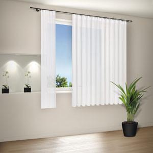 so bleibt die gardine strahlend wei wohnen und. Black Bedroom Furniture Sets. Home Design Ideas