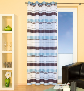 Bunter Vorhang für Kinder-, Wohn- oder Badezimmer