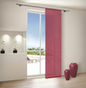 modische gestaltung mit dem fl chenvorhang pia zum kleinen preis. Black Bedroom Furniture Sets. Home Design Ideas