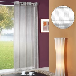 schlafzimmer abdunkeln mit gardinen von mein. Black Bedroom Furniture Sets. Home Design Ideas