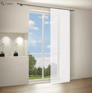 farb und gardinentipps f r kleine r ume mein. Black Bedroom Furniture Sets. Home Design Ideas