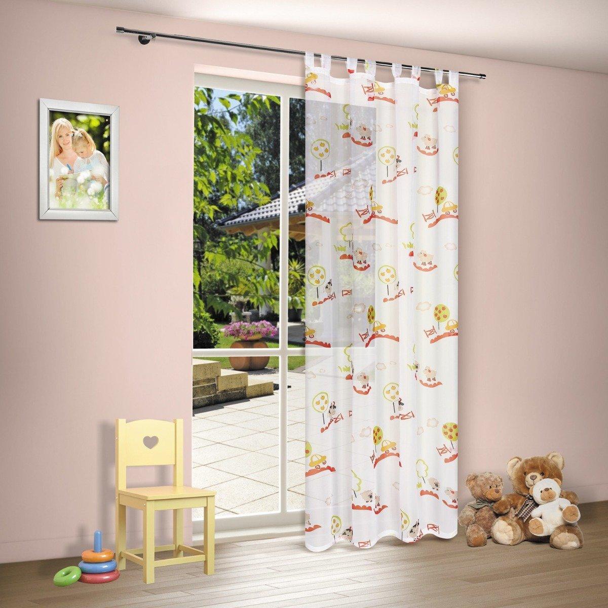 vorhnge kinder innovation idea vorhang ikea kinder vorhange gardinen fur kindezimme gadine. Black Bedroom Furniture Sets. Home Design Ideas