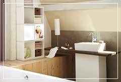 Wohnideen Badezimmer - Mein Gardinenshop
